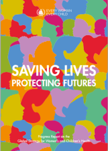 Saving Lives Protecting Futures Cover Art